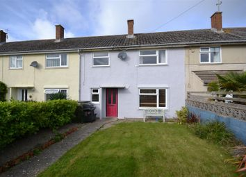 Thumbnail 3 bed terraced house for sale in Heol Dewi, St. Davids, Haverfordwest