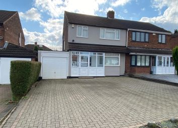 Thumbnail 3 bed semi-detached house to rent in Elmtree Road, Sutton Coldfield