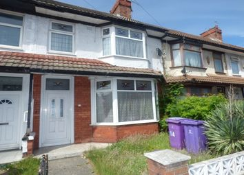 Thumbnail 5 bedroom property to rent in Rawcliffe Road, Walton, Liverpool