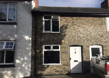 Thumbnail 2 bed terraced house to rent in 3, Church View, Bwthyn Hedd, Llanfechain, Powys