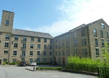 Thumbnail 1 bed flat for sale in Hyde Bank Mill, New Mills