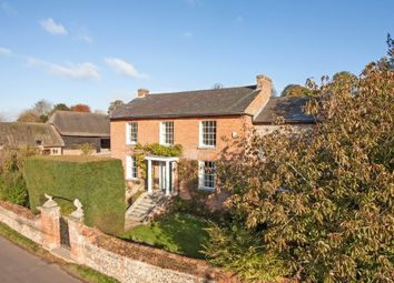 Thumbnail 7 bedroom farmhouse for sale in Parsonage Farmhouse, Hurstbourne Tarrant, Andover, Hampshire