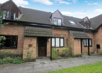 Thumbnail 1 bed terraced house to rent in The Yews, Royston Road, Byfleet