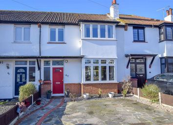 Thumbnail 3 bed terraced house for sale in Vernon Road, Leigh-On-Sea, Essex