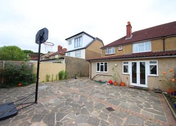 Thumbnail 3 bed semi-detached house to rent in Temple Road, Epsom