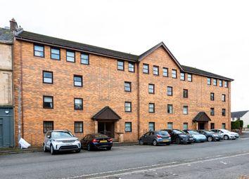Thumbnail 2 bed flat for sale in Alexandra Avenue, Lenzie, Kirkintilloch, Glasgow