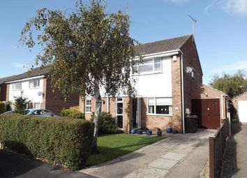 Thumbnail 3 bed semi-detached house for sale in Widdale Road, Knaresborough, North Yorkshire