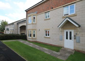 Thumbnail 2 bed flat to rent in Highfield Rise, Chester Le Street