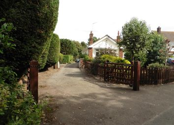 Thumbnail 2 bed semi-detached bungalow for sale in Lower Bury Lane, Epping, Essex