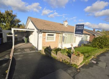 Thumbnail 2 bed semi-detached bungalow for sale in St. Pauls Hill Road, Godley, Hyde