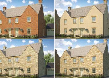 Thumbnail 4 bedroom semi-detached house for sale in Amberley Park, London Road, Tetbury, Gloucestershire