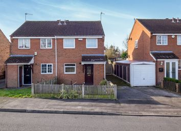 Thumbnail 3 bed semi-detached house for sale in St. Andrews Close, Bulwell, Nottingham