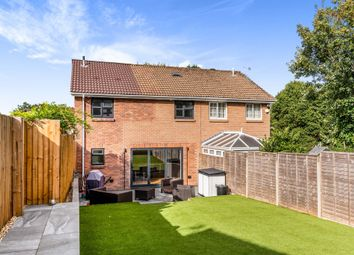 Thumbnail Semi-detached house for sale in Nant Y Rhos, Michaelston-Super-Ely, Cardiff