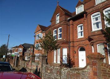 Thumbnail 2 bedroom flat to rent in Manor Road, Salisbury