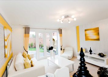 Thumbnail 3 bed semi-detached house for sale in Catherines Walk, East Anton, Andover