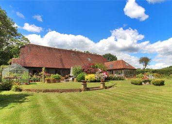 Standen Street, Benenden, Cranbrook, Kent TN17. 5 bed property for sale