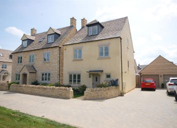 Thumbnail 4 bed town house for sale in Scott Thomlinson Road, Fairford