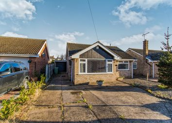 Thumbnail 2 bed detached bungalow for sale in Teesdale Road, Grantham