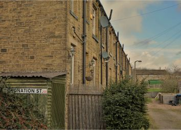Thumbnail 2 bed terraced house for sale in Coronation Street, Bradford
