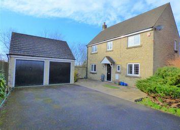 Thumbnail 4 bedroom detached house for sale in Cedern Avenue, Elborough, Weston-Super-Mare
