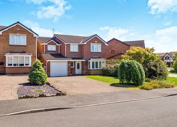 Thumbnail 5 bedroom detached house for sale in Acorn Avenue, Giltbrook, Nottingham