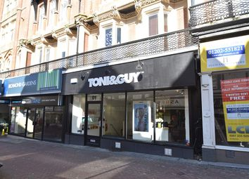 Thumbnail Retail premises for sale in 91 Old Christchurch Road, Bournemouth