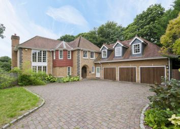 Thumbnail 5 bed detached house for sale in Torrens, Gorse Lane, Chobham