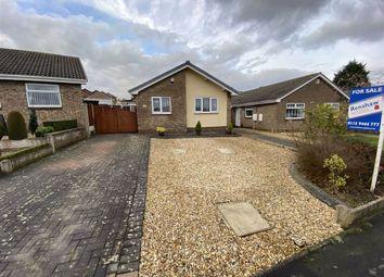Thumbnail 2 bed detached bungalow for sale in Peveril Crescent, West Hallam, Derbyshire