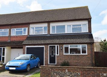 Thumbnail 4 bed property to rent in New Road, Hextable, Swanley