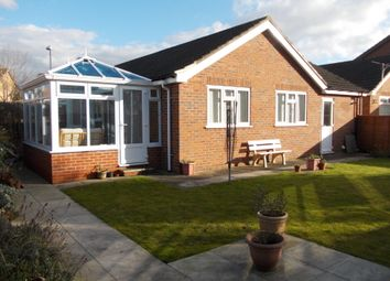 Thumbnail 2 bed detached bungalow for sale in Iddison Drive, Bedale