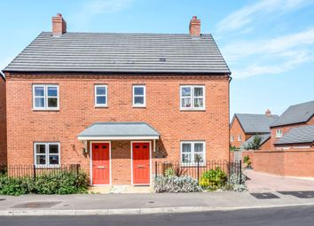 Thumbnail 3 bedroom semi-detached house for sale in Chatham Road, Meon Vale, Stratford-Upon-Avon