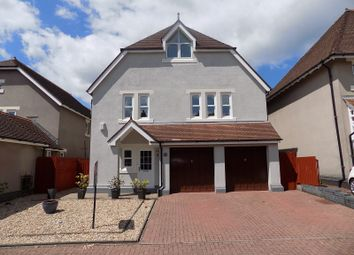 Thumbnail 5 bed detached house for sale in Preswylfa Court, Merthyr Mawr Road, Bridgend.