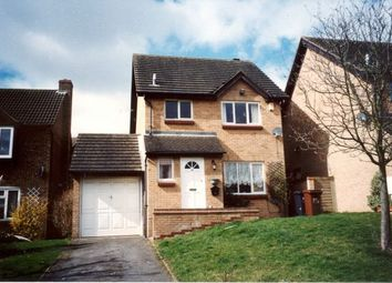 Thumbnail 3 bed detached house to rent in Bentley Close, Rectory Farm, Northampton