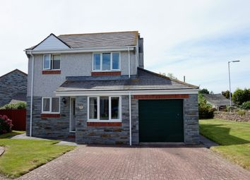 Thumbnail 3 bed detached house for sale in Lemellen Gardens, Wadebridge