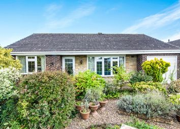 Thumbnail 3 bed detached bungalow for sale in Tennyson Close, Metheringham, Lincoln