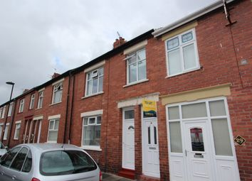 Thumbnail 3 bed flat to rent in Lilburn Street, North Shields
