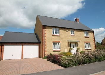 Thumbnail 4 bed detached house for sale in Wellington Way, Southmoor, Abingdon
