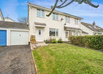 Thumbnail 3 bed semi-detached house for sale in Chillington, Devon, England