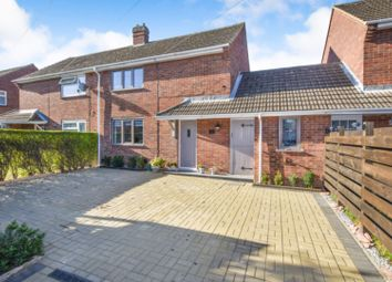 Thumbnail 2 bed semi-detached house for sale in Lovell Road, Bedford