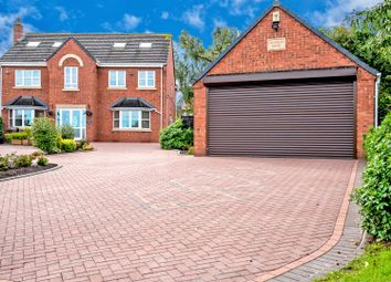 Thumbnail 6 bed detached house for sale in Lichfield Close, Great Wyrley, Walsall