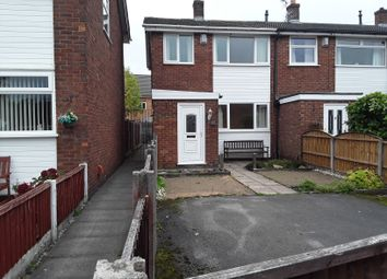 Thumbnail 3 bed semi-detached house to rent in Philips Avenue, Farnworth