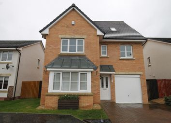 Thumbnail 6 bed detached house for sale in 5 Ferguson Crescent, Wishaw