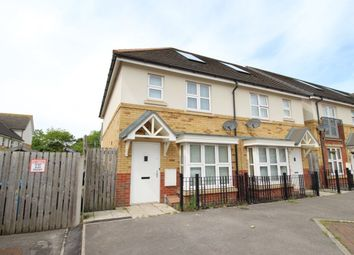 Thumbnail 2 bed terraced house for sale in Streatham Way, Hull
