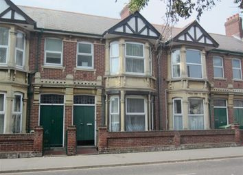 Thumbnail 4 bed property to rent in Somers Road, Southsea