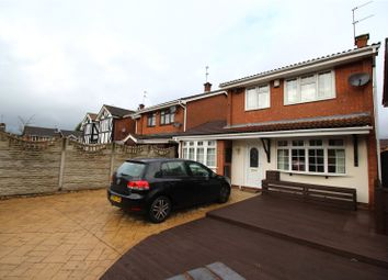 Thumbnail 1 bed property to rent in Capponfield Close, Sedgmoor Park, Bilston