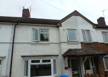 Thumbnail 4 bed terraced house to rent in Silverwood Close, Cambridge