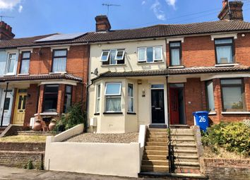 Thumbnail 4 bed town house for sale in Rectory Road, Ipswich