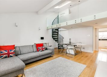 Thumbnail 3 bedroom maisonette to rent in Penywern Road, London