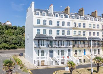 Thumbnail 2 bedroom flat for sale in Marine Parade, Folkestone