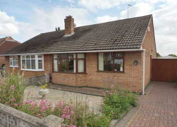 Thumbnail 2 bedroom semi-detached bungalow for sale in Woodthorpe Avenue, Chaddesden, Derby